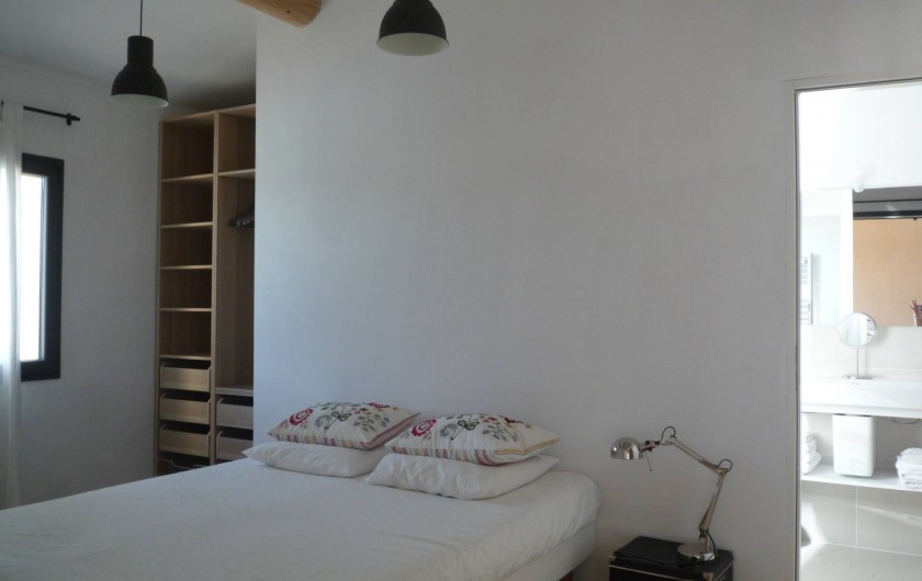 Location de vacances - Mas à Bédoin - Chambre 1