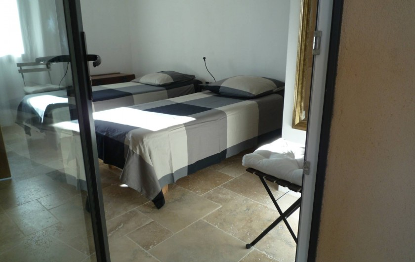 Location de vacances - Mas à Bédoin - Chambre 2
