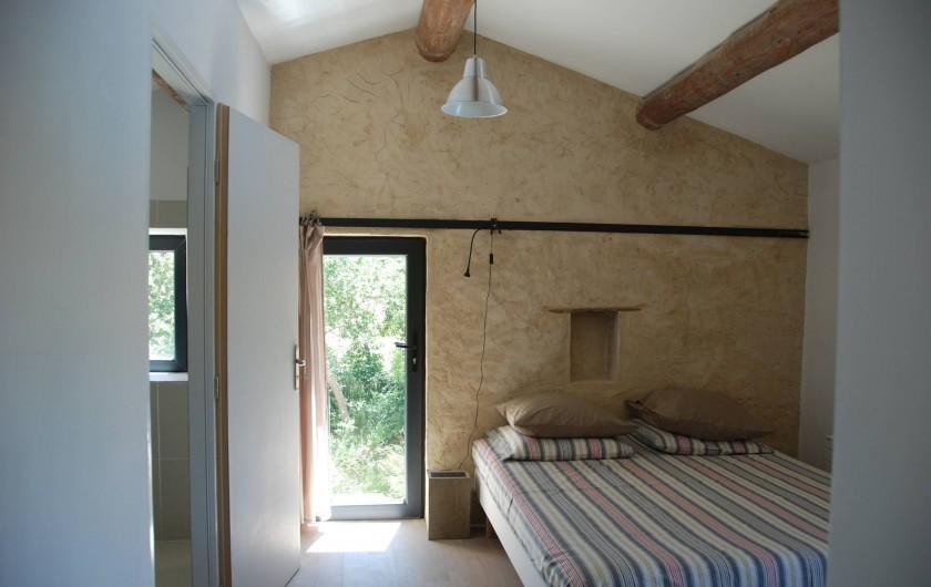 Location de vacances - Mas à Bédoin - Chambre 4