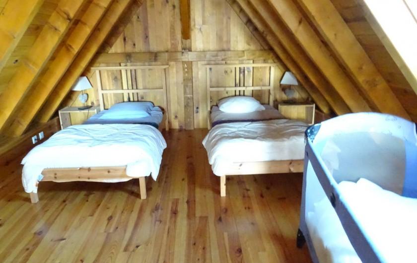 Location de vacances - Gîte à Labaroche