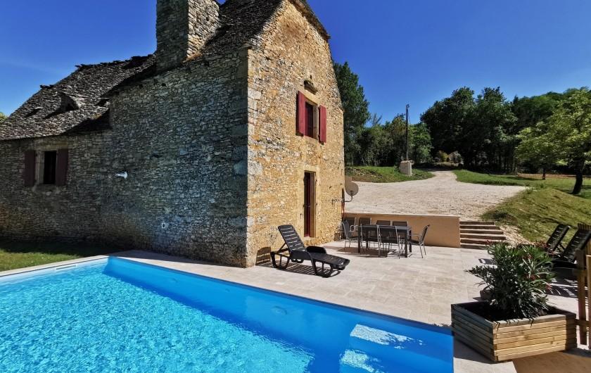 Location de vacances - Villa à Montignac