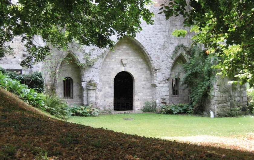 Location de vacances - Gîte à Marais-Vernier - Abbaye à Fatouville Grestain