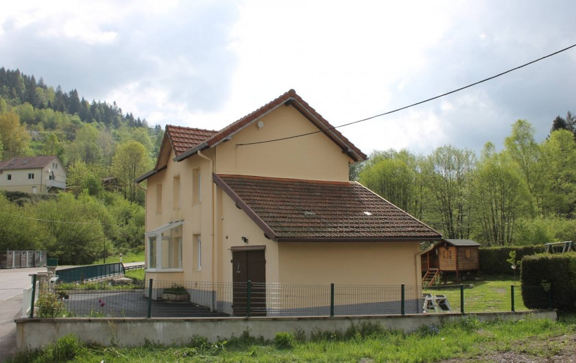 Location de vacances - Maison - Villa à Ventron - maison complète entièrement cloturée
