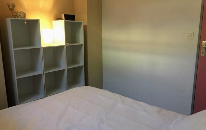 Location de vacances - Appartement à Cauterets - Rangement chambre 1