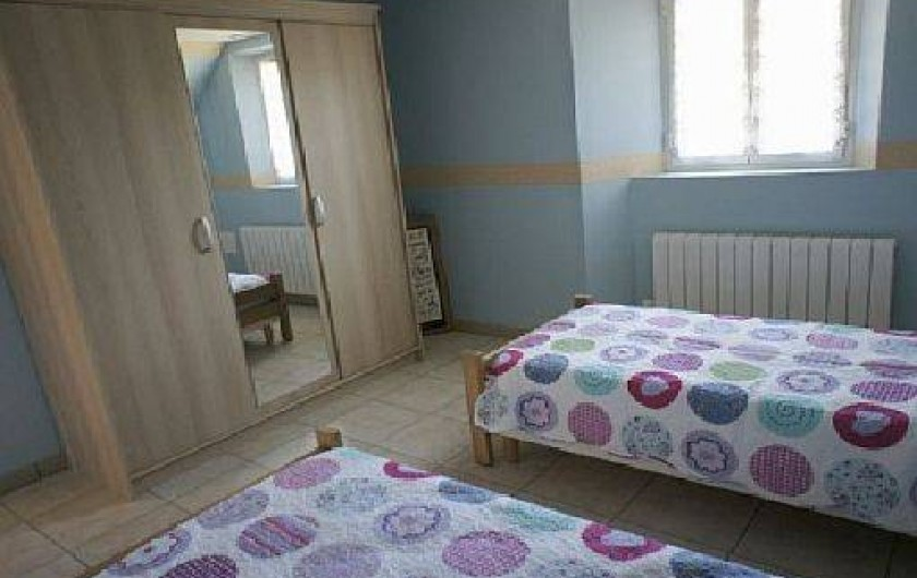 Location de vacances - Gîte à Baguer-Pican