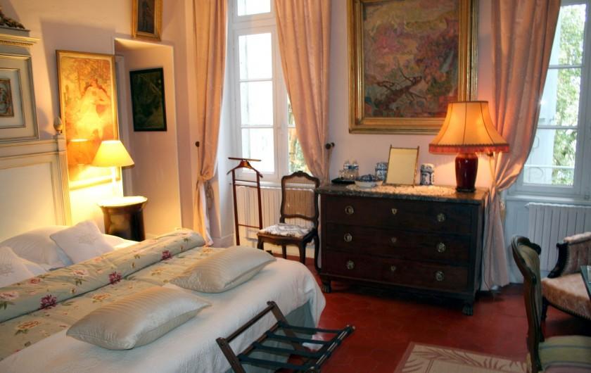 Location de vacances - Chambre d'hôtes à Béziers - Chambre de Bill