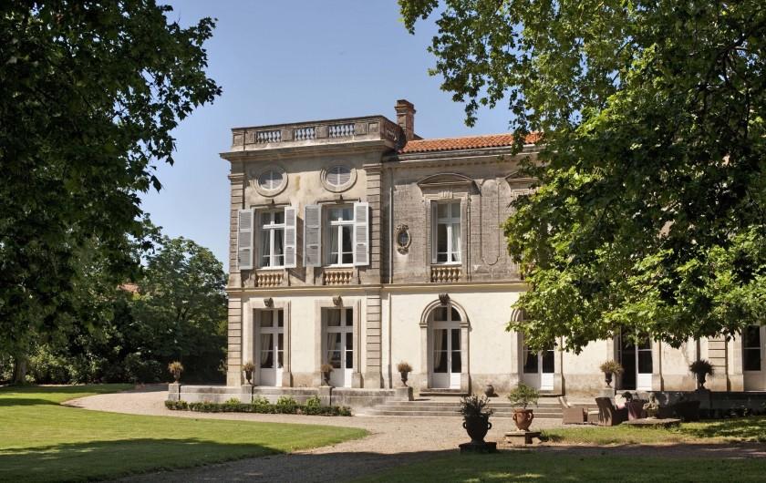 Location de vacances - Chambre d'hôtes à Béziers - Château de Raissac