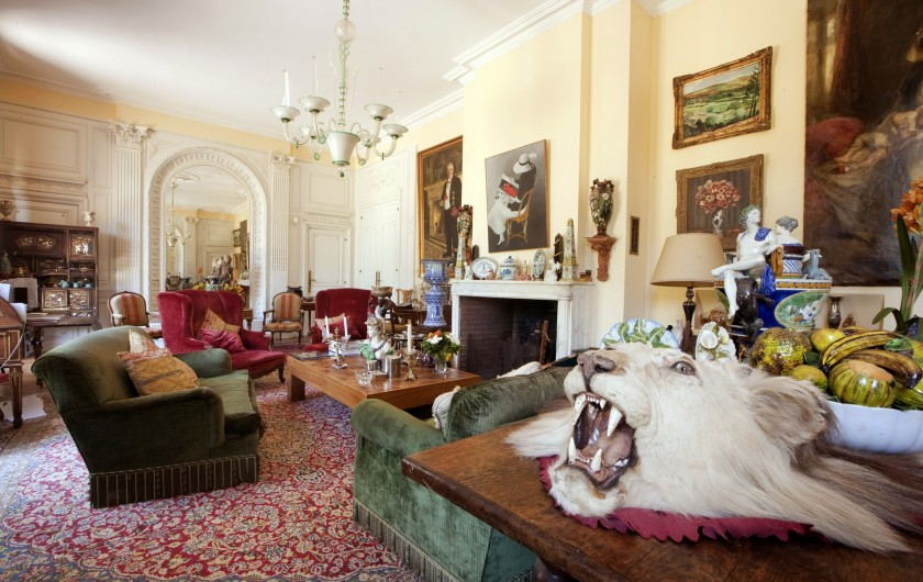 Location de vacances - Chambre d'hôtes à Béziers - Salon