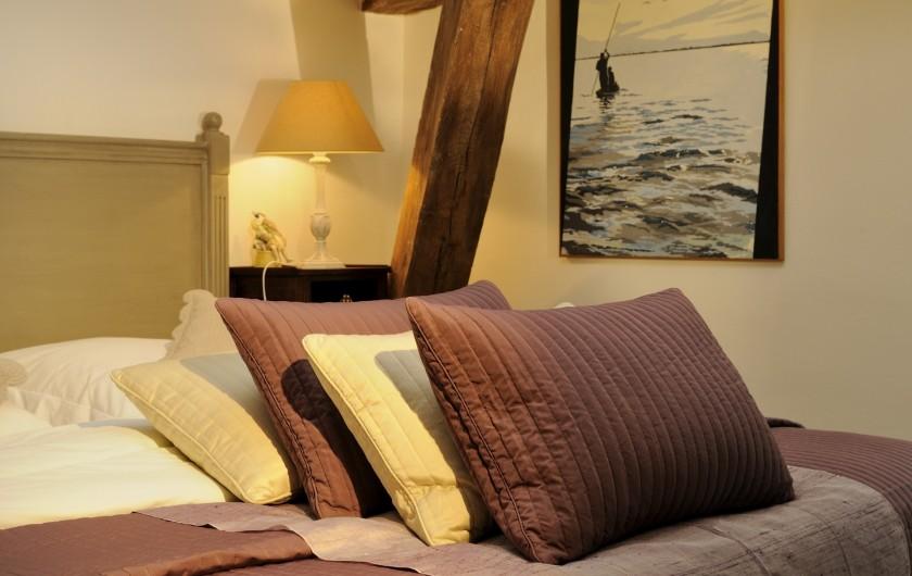 Location de vacances - Chambre d'hôtes à Béziers - Suite Jean Viennet