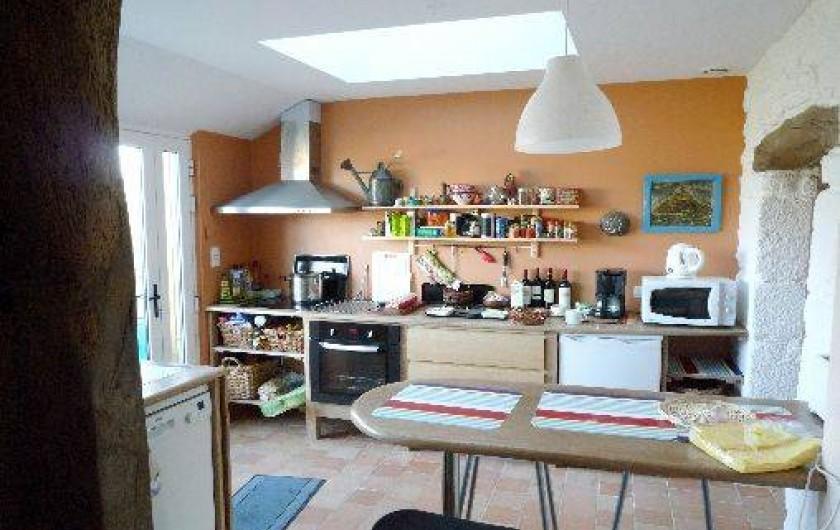 Location de vacances - Maison - Villa à Roz-sur-Couesnon