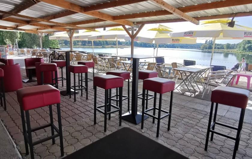 Location de vacances - Camping à Pressignac - Bar