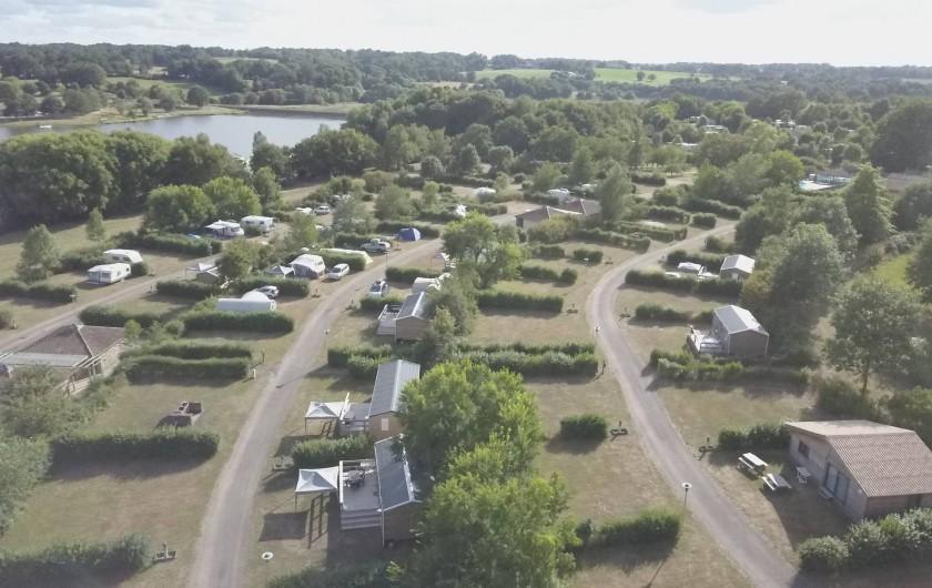Location de vacances - Camping à Pressignac - Camping des Lacs Pressignac