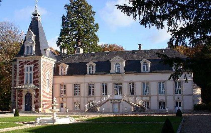Location de vacances - Château - Manoir à Flacey