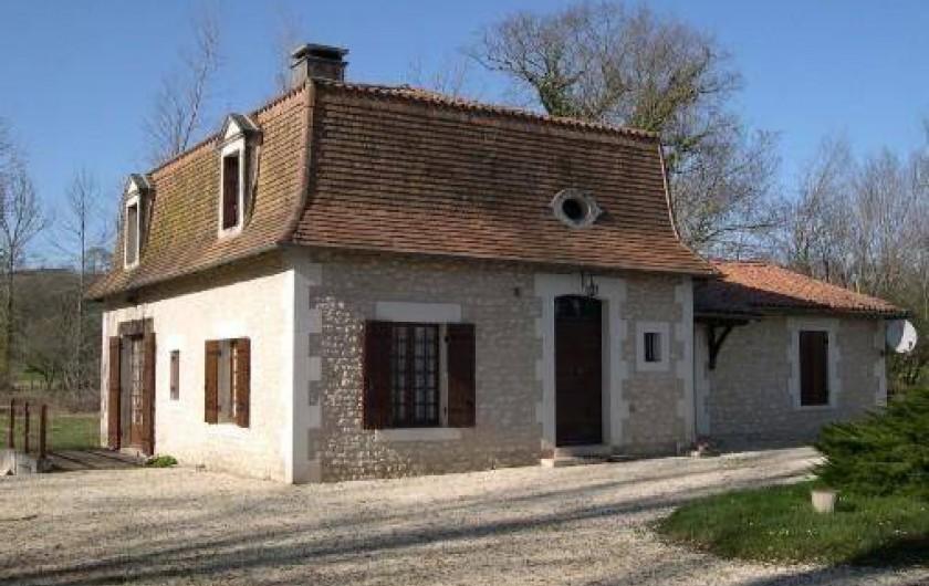 Location de vacances - Moulin à Creyssac