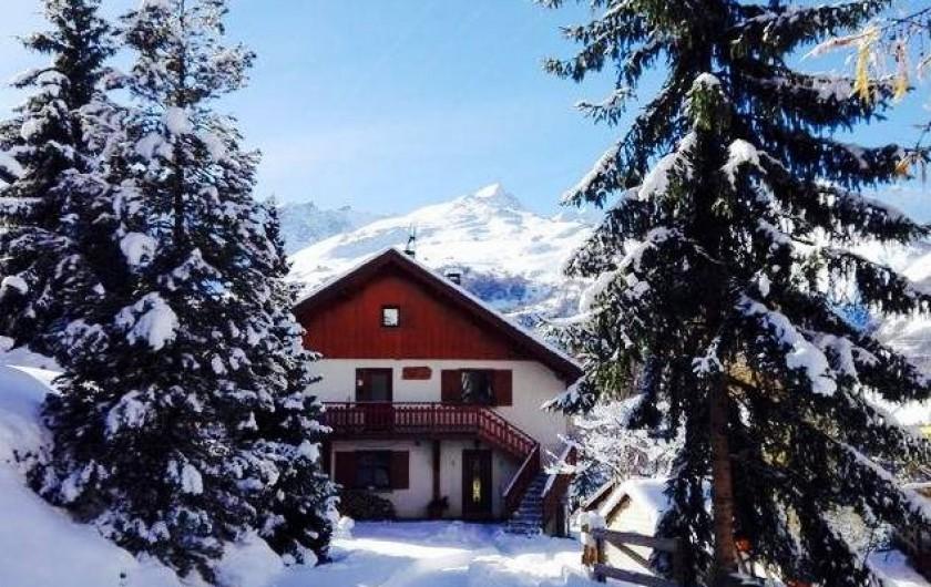 Location de vacances - Appartement à Valloire - HIVER
