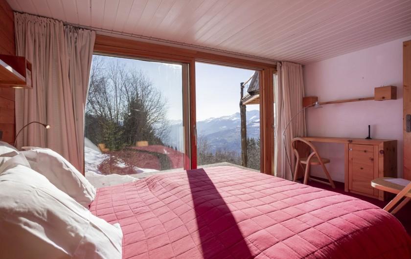Location de vacances - Chalet à Bourg-Saint-Maurice - Chambre 1