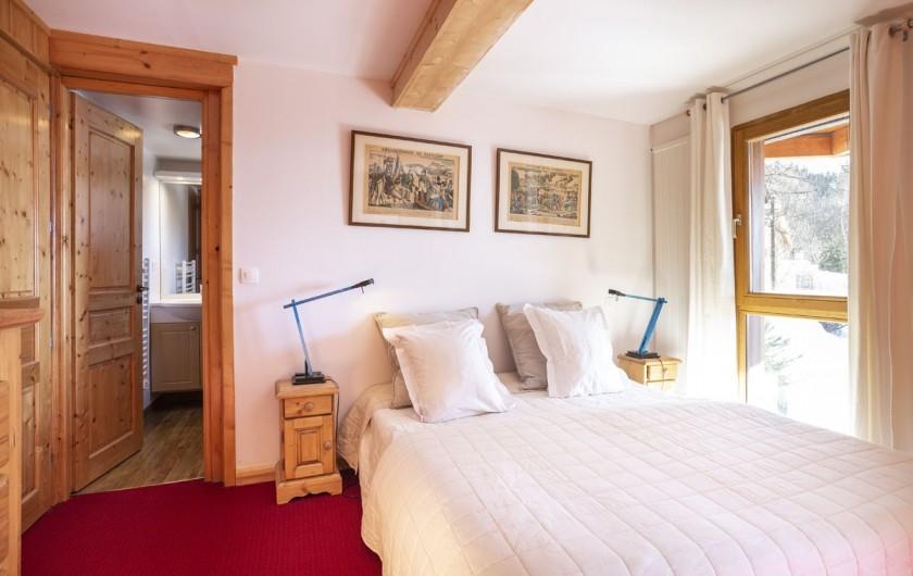 Location de vacances - Chalet à Bourg-Saint-Maurice - Chambre 2
