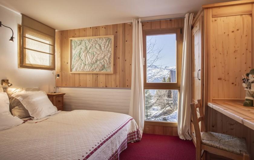 Location de vacances - Chalet à Bourg-Saint-Maurice - Chambre 3