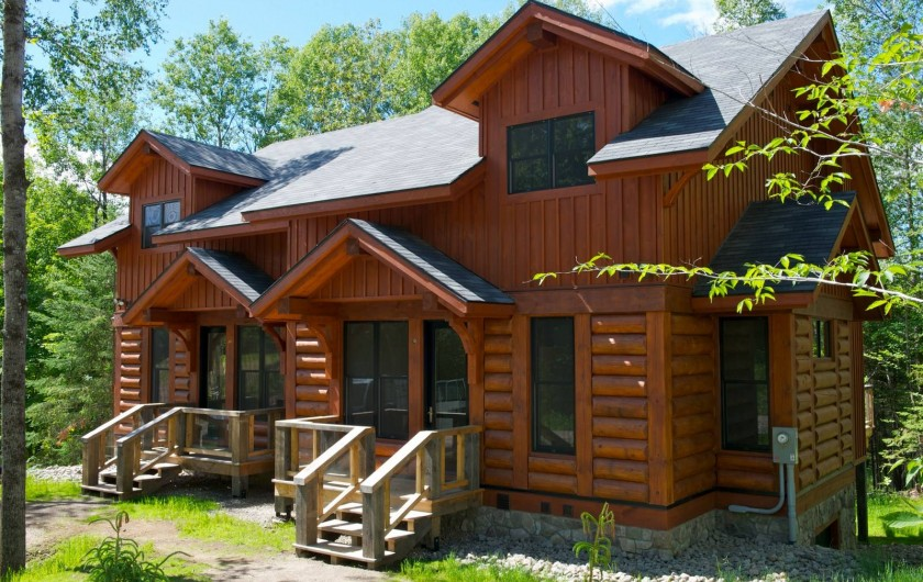Location de vacances - Chalet à Lac-Supérieur