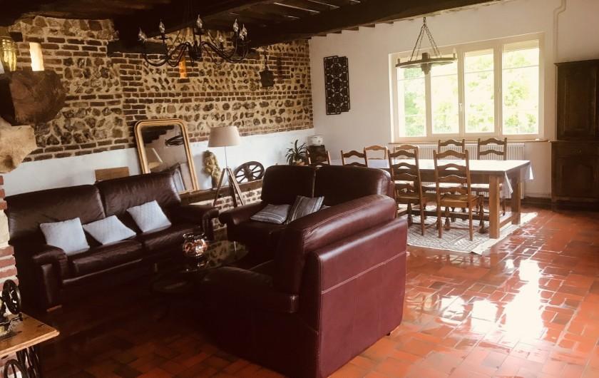 Location de vacances - Maison - Villa à Saint-Aubin-sur-Mer