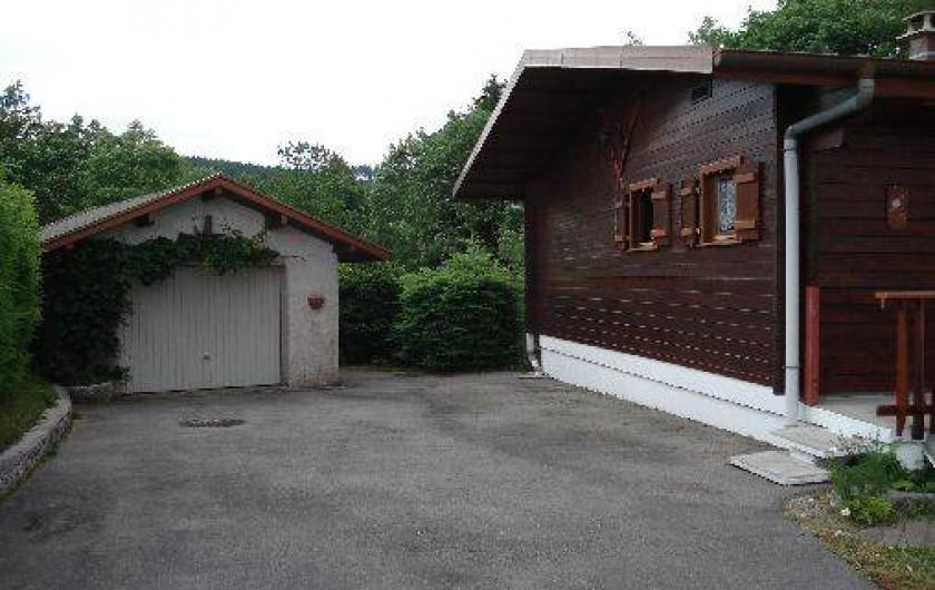Location de vacances - Chalet à Liézey