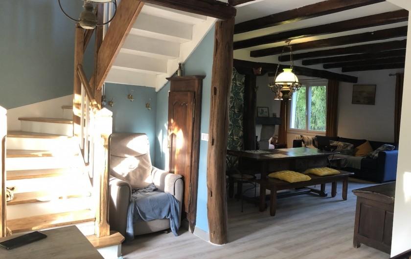 Location de vacances - Maison - Villa à Le Croisic - hall d'entrée