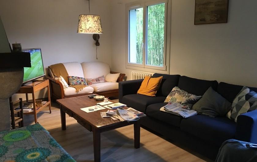 Location de vacances - Maison - Villa à Le Croisic - salon