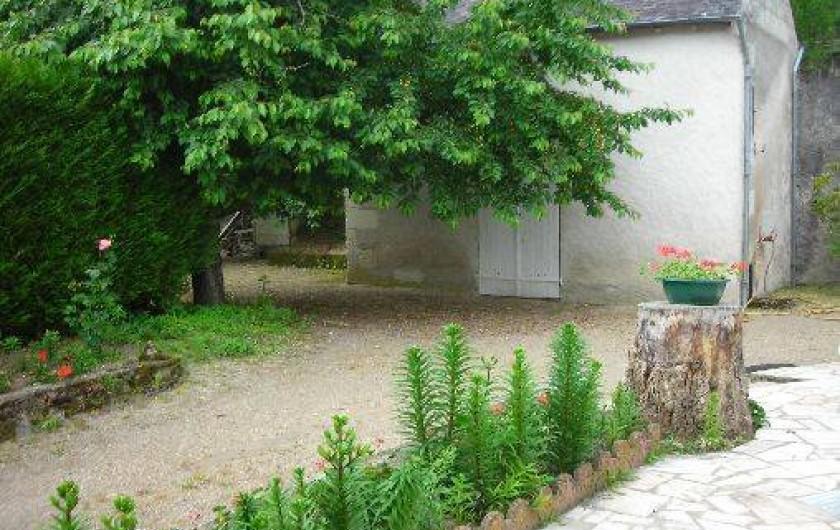 Location de vacances - Gîte à Rigny-Ussé