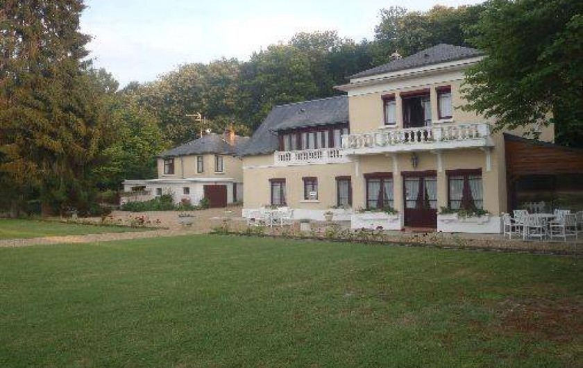 Location de vacances - Gîte à Chênehutte-Trèves-Cunault