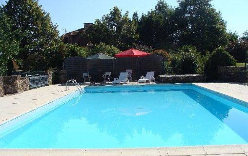 Location de vacances - Gîte à Saint-Félix-de-Reillac-et-Mortemart