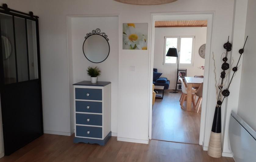 Location de vacances - Appartement à Chastreix - CHAMBRE 2
