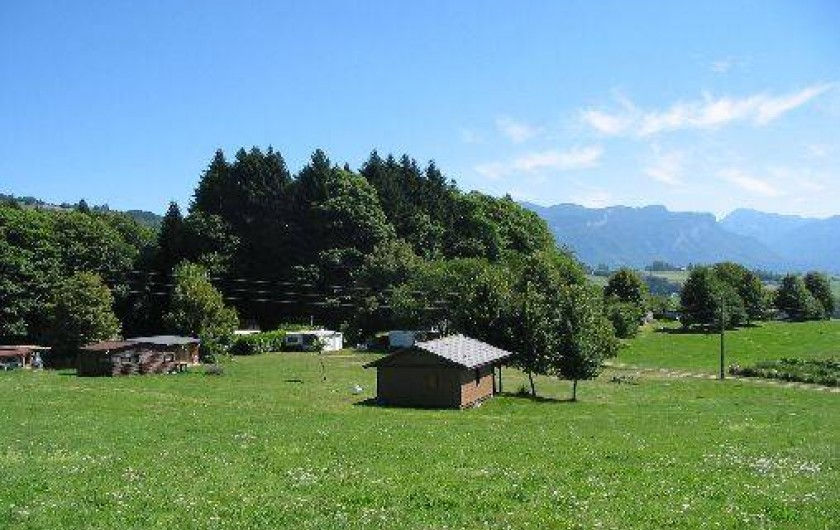 Location de vacances - Camping à Saint-Franc