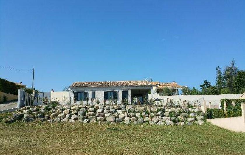 Location de vacances - Villa à Aléria