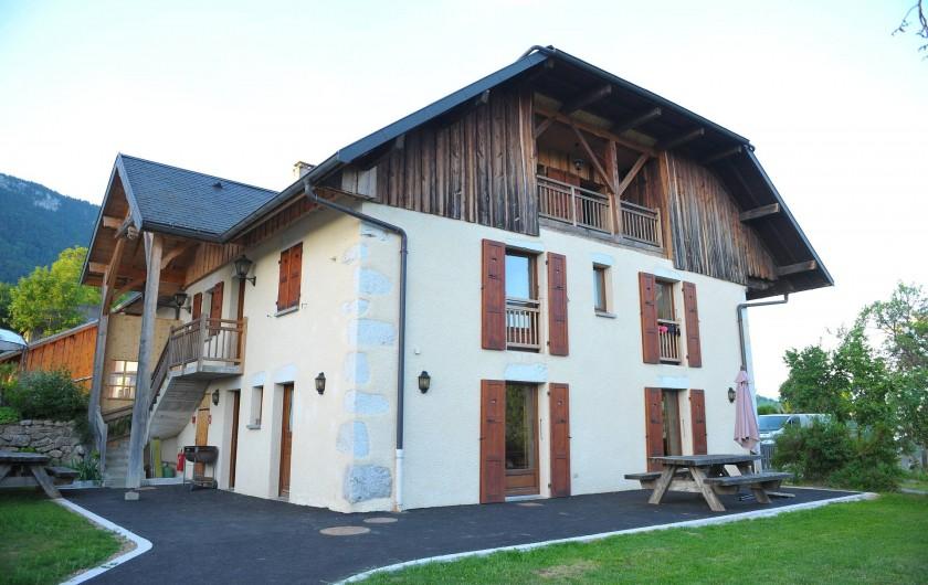Location de vacances - Gîte à Saint-Eustache