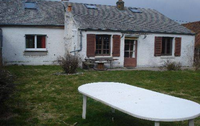 Location de vacances - Gîte à Sailly-Flibeaucourt