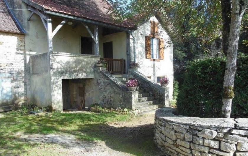 Location de vacances - Maison - Villa à Léobard