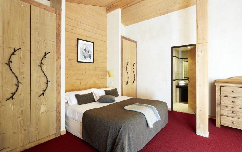 Location de vacances - Hôtel - Auberge à Megève
