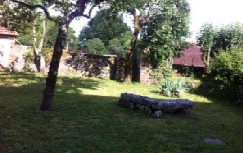 Location de vacances - Villa à Cressensac