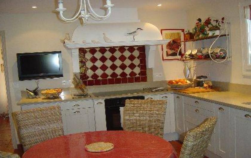 Location de vacances - Villa à Cogolin
