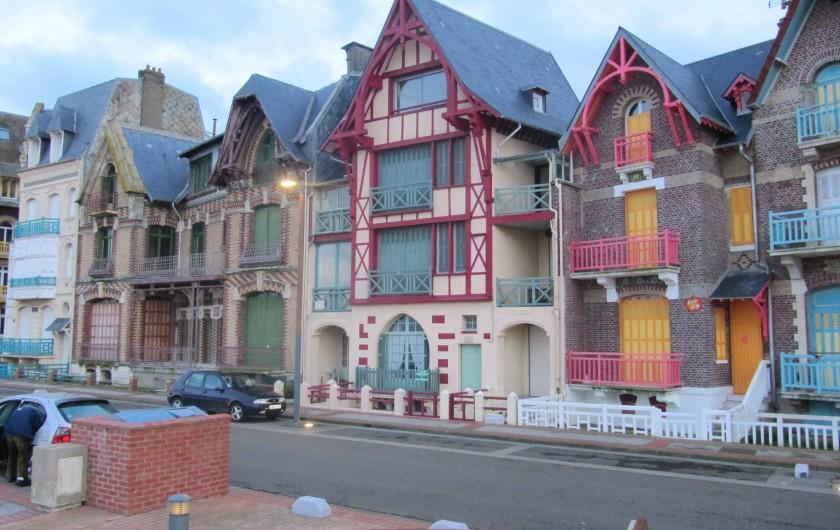 Location de vacances - Studio à Le Tréport - La Villa