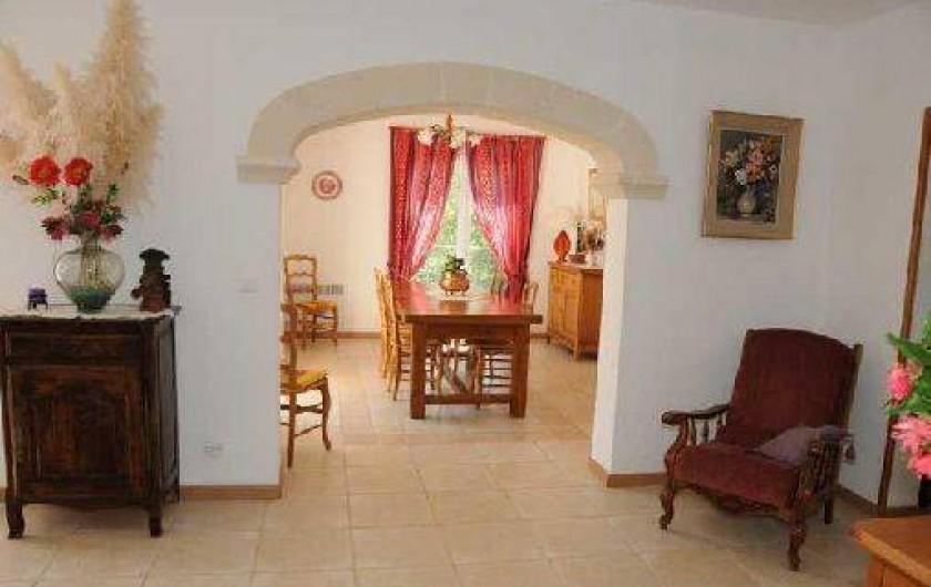 Location de vacances - Villa à La Roquebrussanne