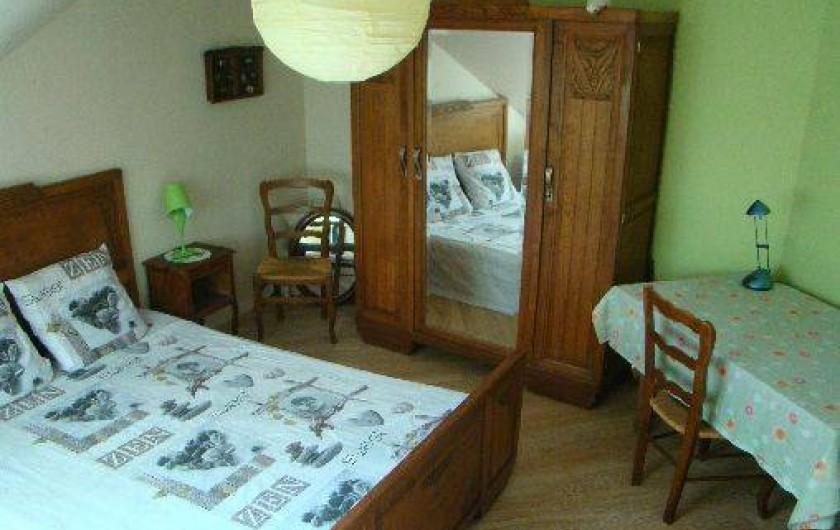 Location de vacances - Chambre d'hôtes à Écot