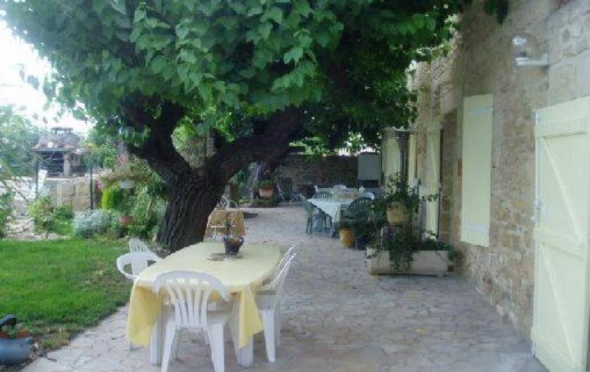 Location de vacances - Gîte à Aigues-Vives