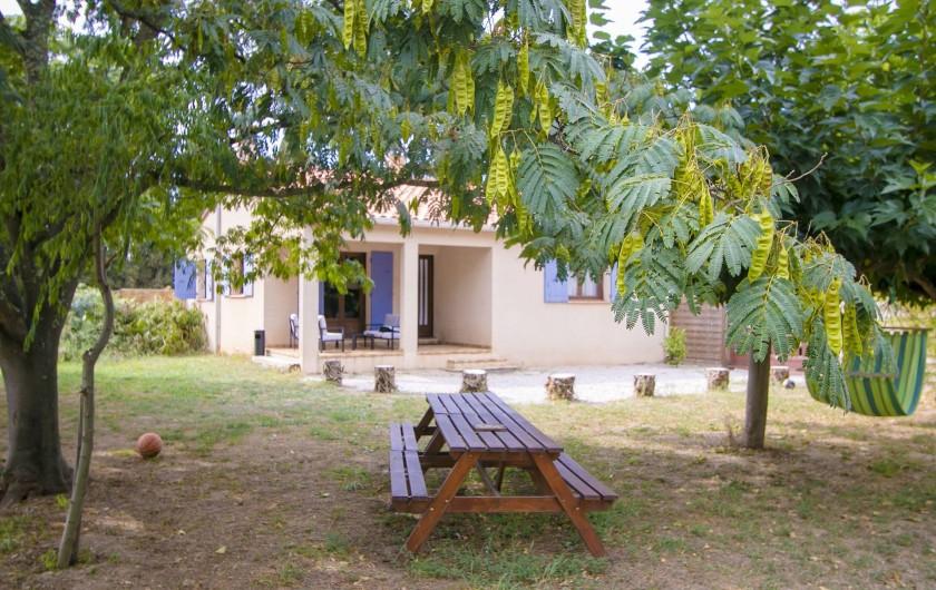 Location de vacances - Villa à Camélas