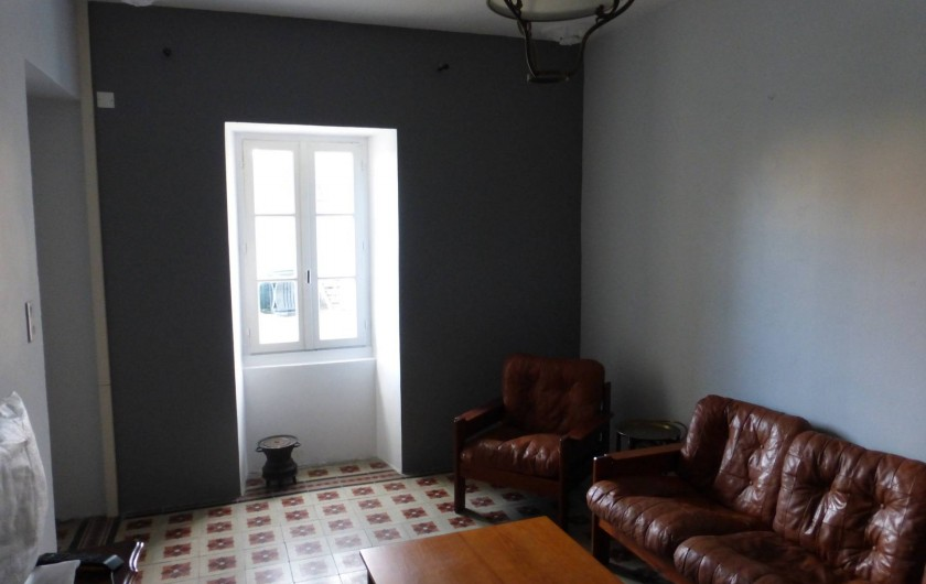 Location de vacances - Mas à Saint-Maurice-de-Cazevieille - Salon