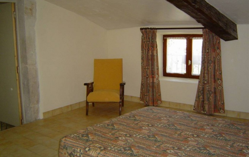 Location de vacances - Chambre d'hôtes à Chassagnes - Gîte : chambre 1