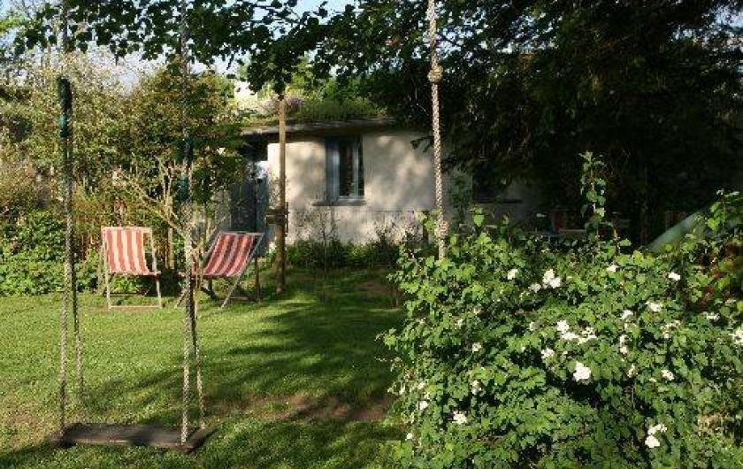 Location de vacances - Chambre d'hôtes à La Houssoye