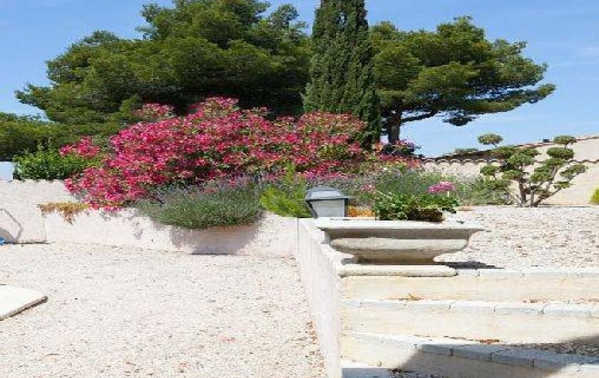 Location de vacances - Villa à Lançon-Provence