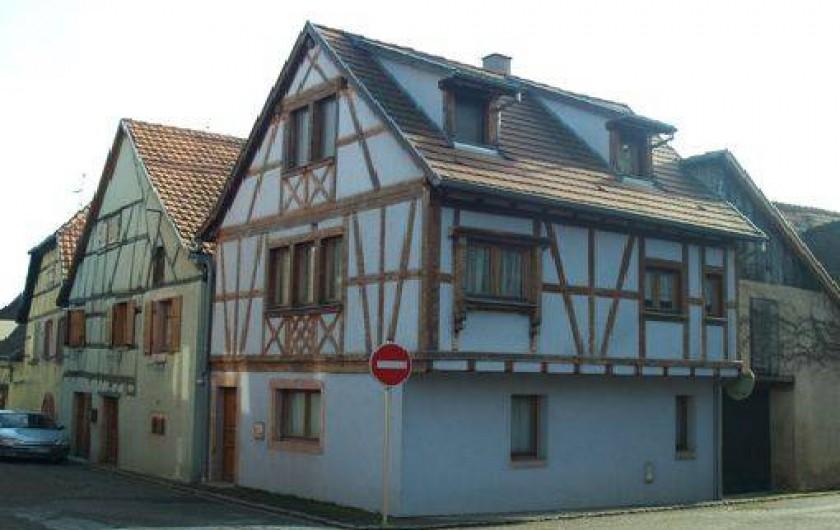 Location de vacances - Maison - Villa à Saint-Hippolyte