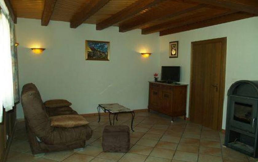 Location de vacances - Maison - Villa à Saint-Hippolyte - salon